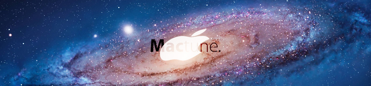 Mactune/まっくちゅーん