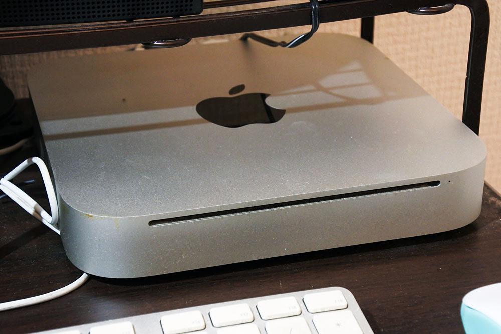 Mac mini2010