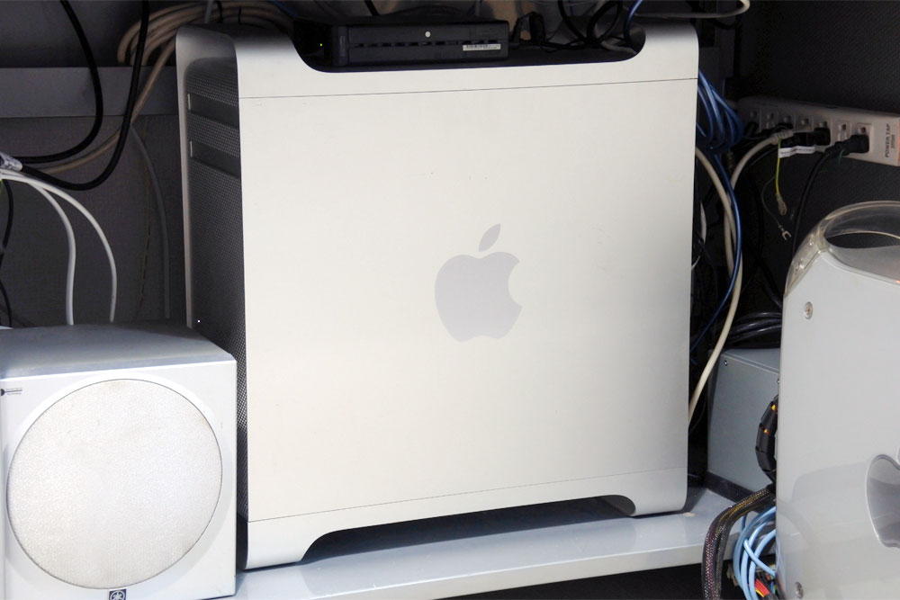 Mac Pro Early2008
