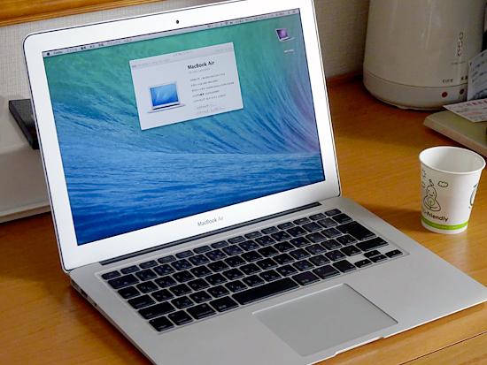 MacBook Air(Work)