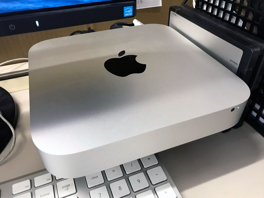Macmini2014 Core i5(Work)